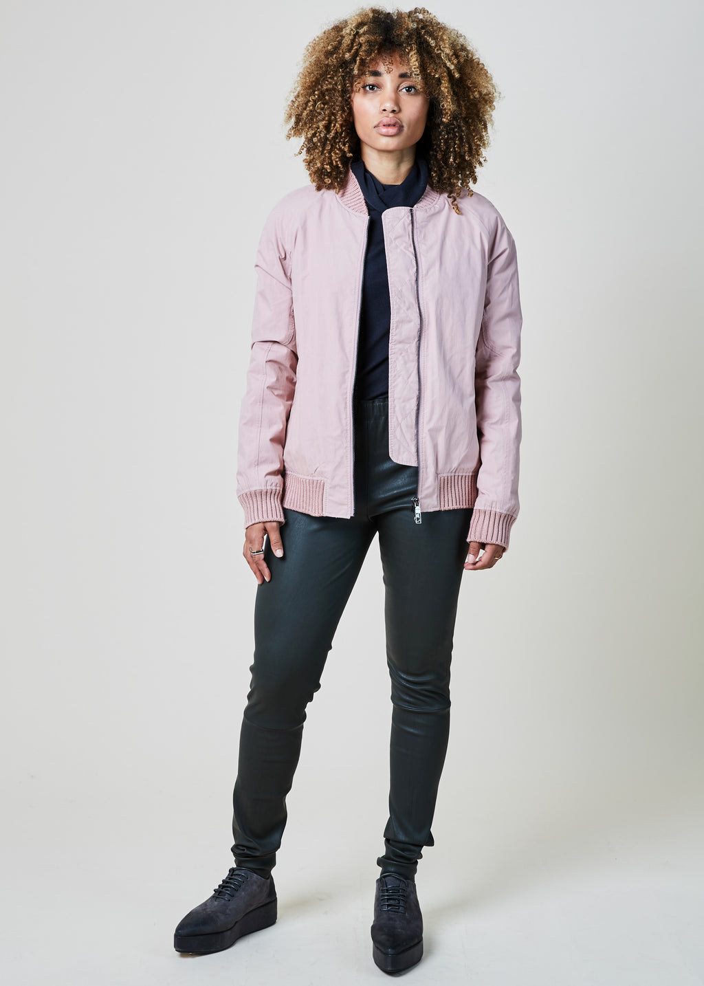 Estelle Bomber Jacket