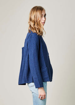 Caresse Wool Blend Jacket