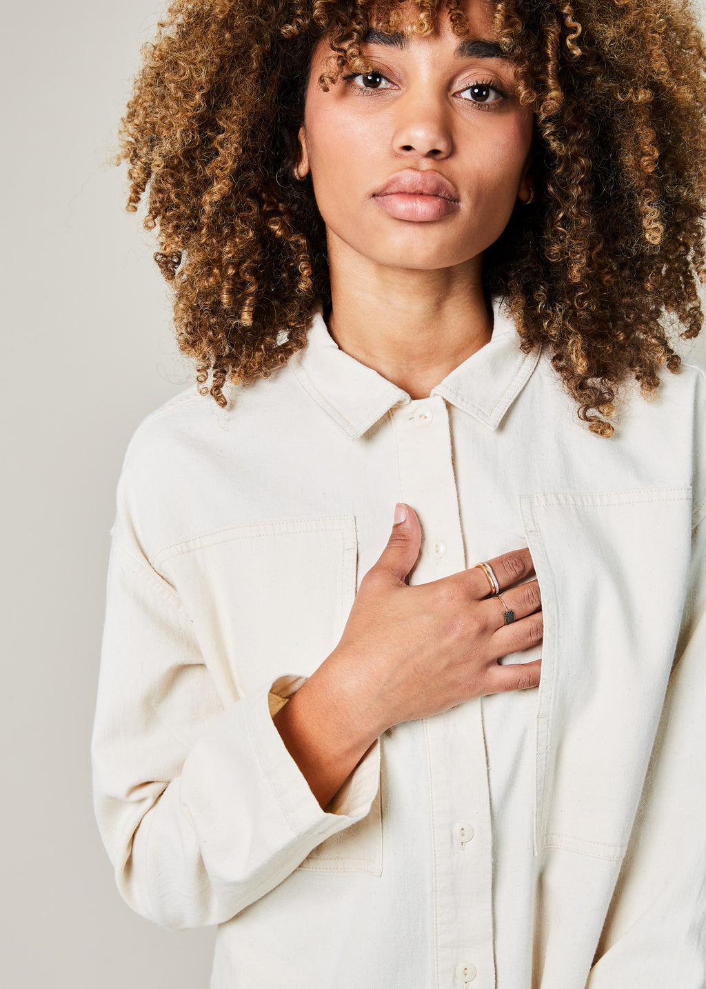 Miller Drop-Shoulder Shirt