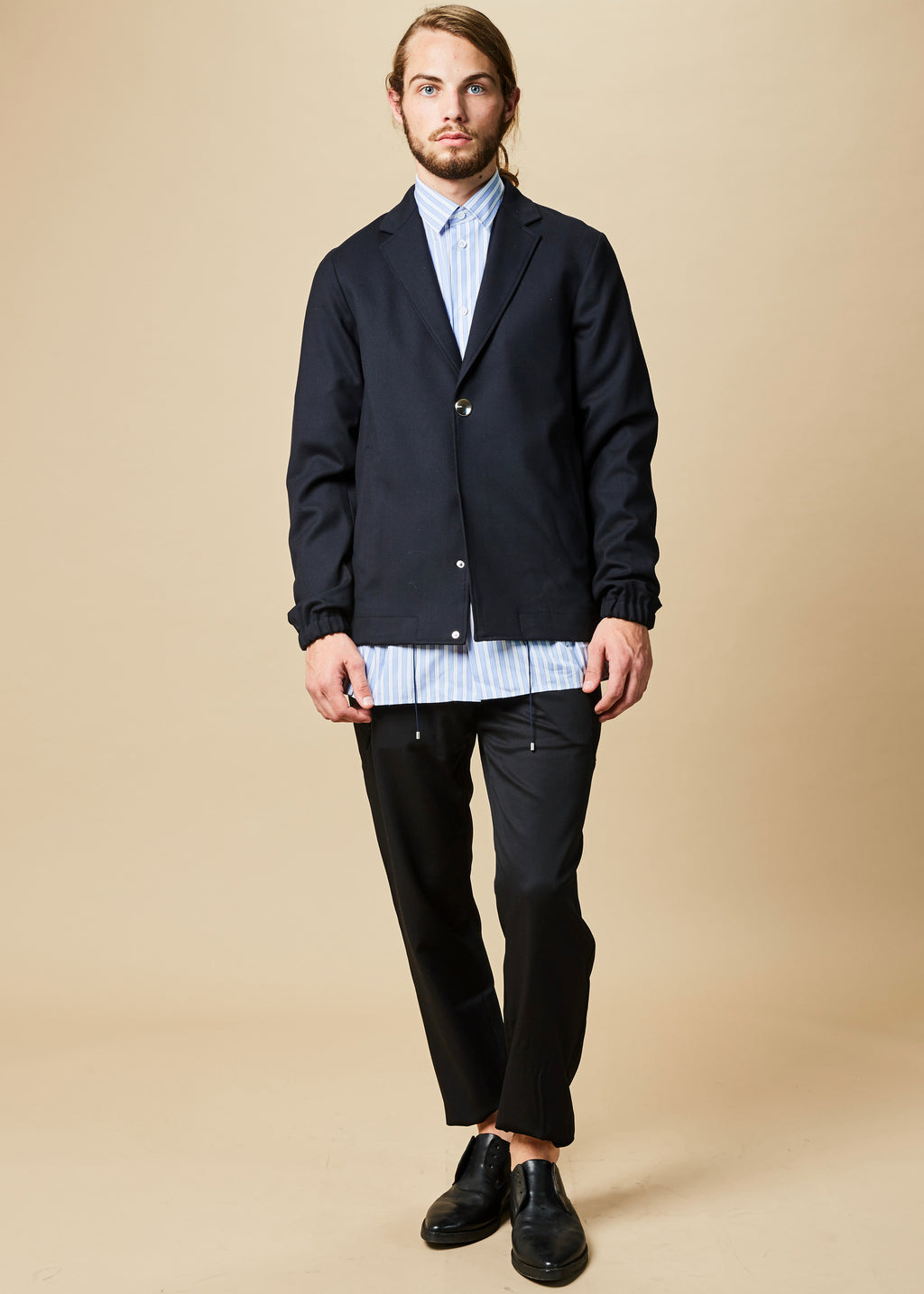 Four Snap Sport Coat