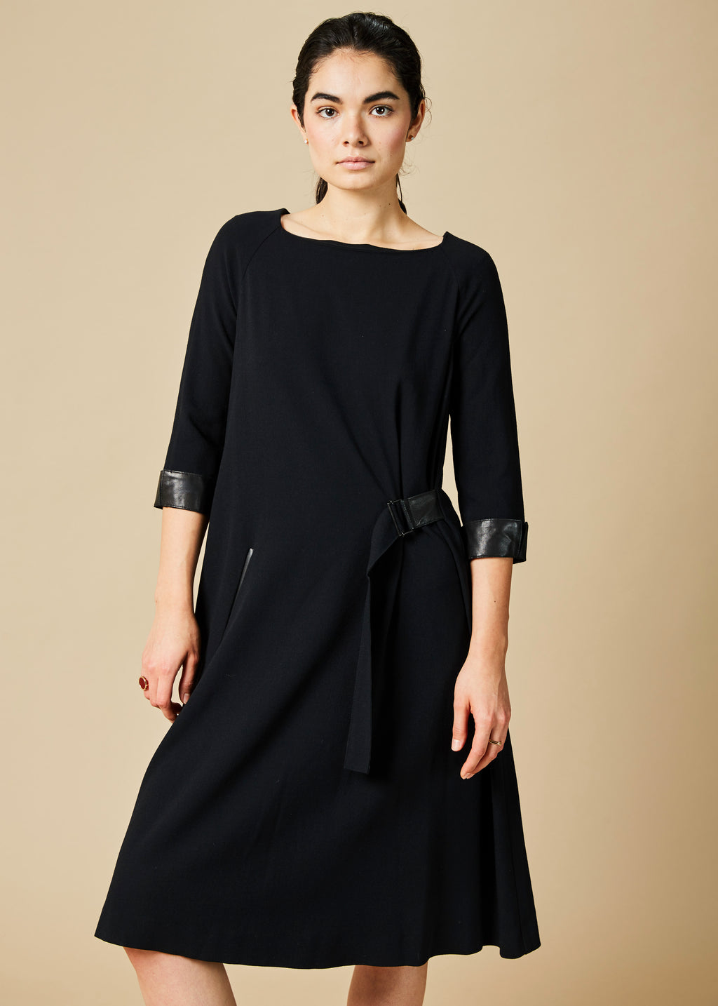 Baya Belted Dress