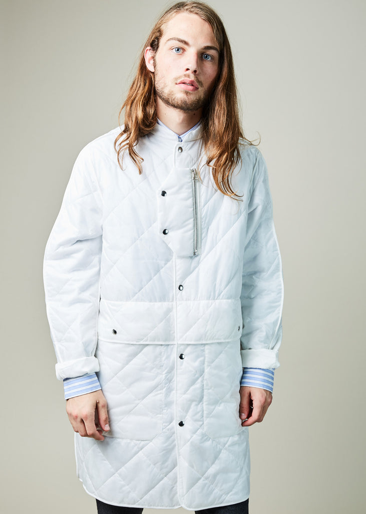 Quilted Squad Coat