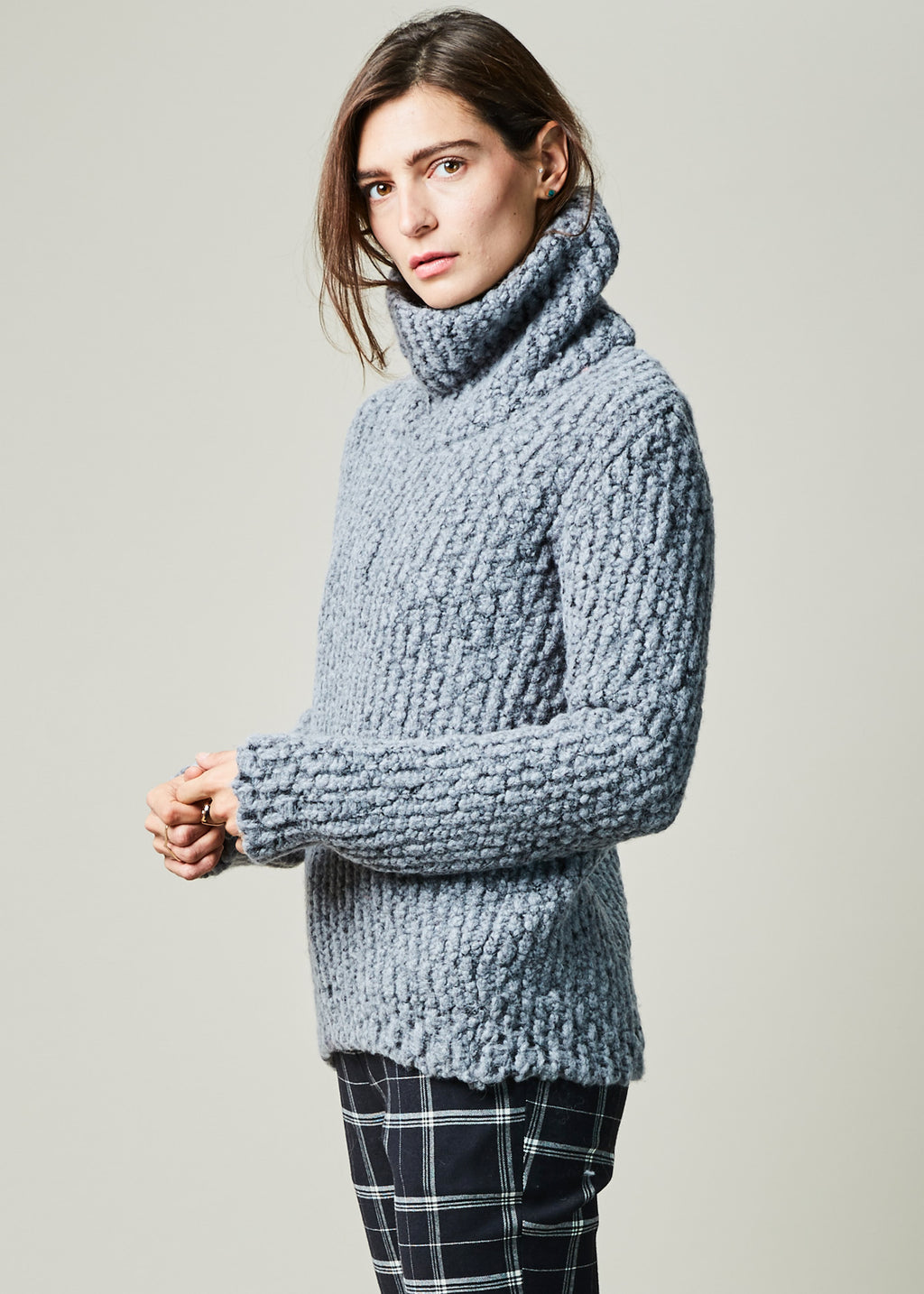 Bergman Knit Turtleneck Sweater