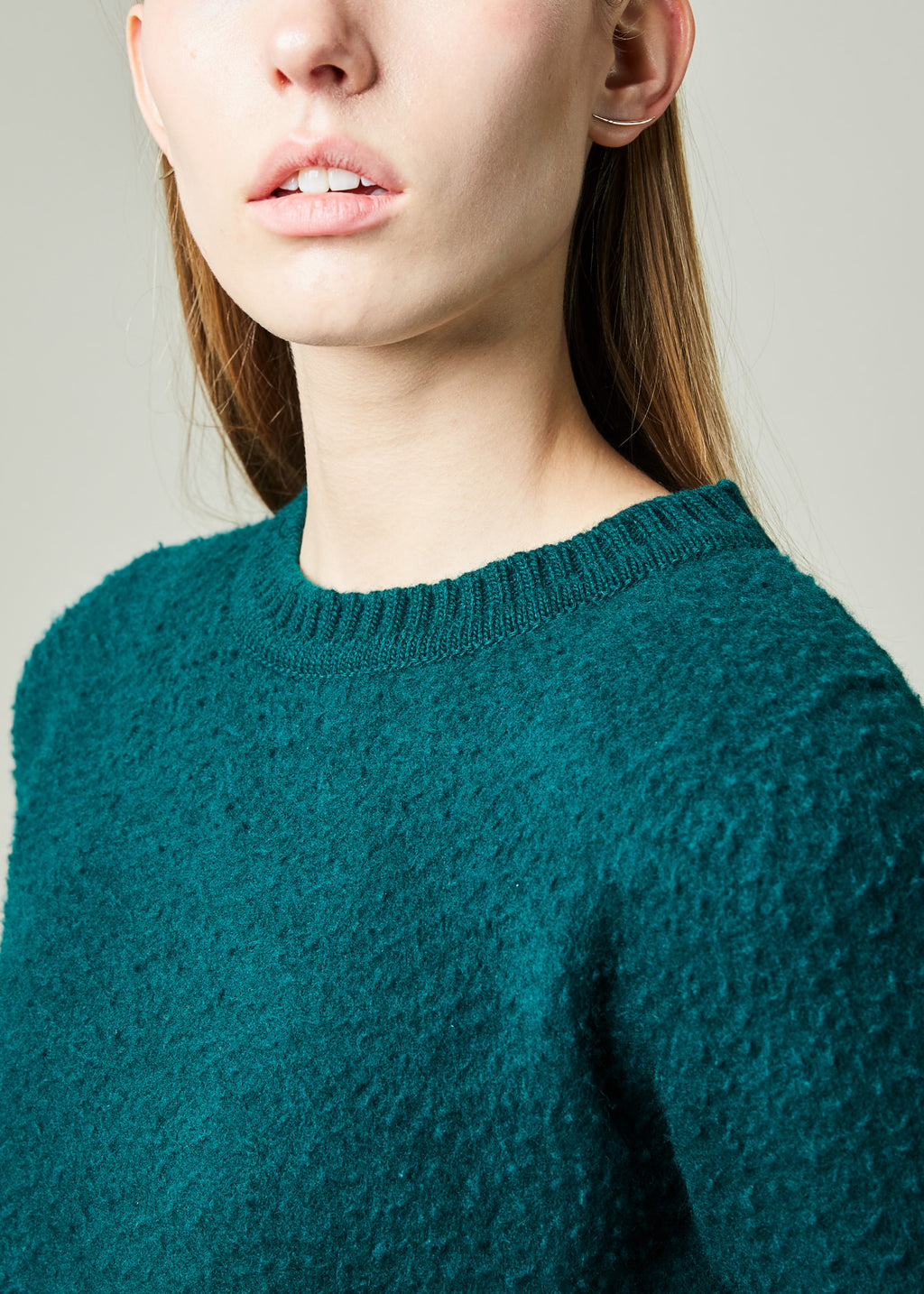 Elsa Knit Wool Sweater