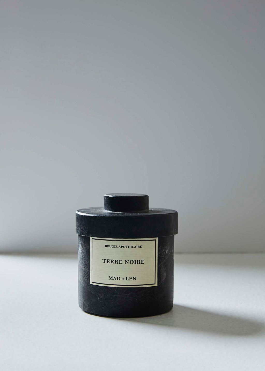 Bougie Apothecare Terre Noire Candle