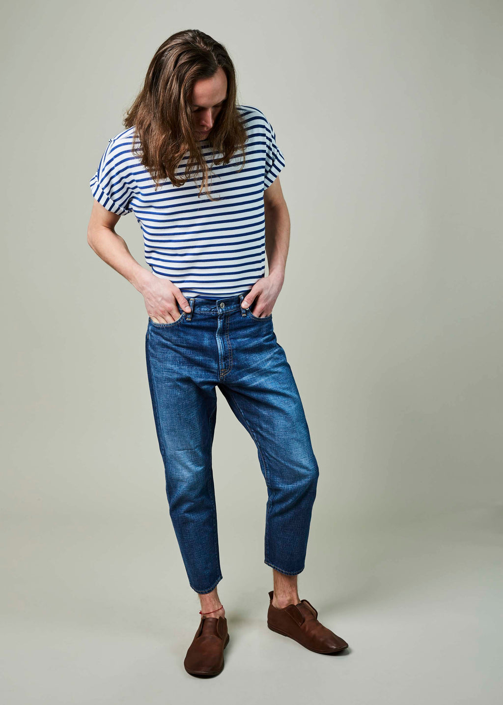 High-Water Jeans