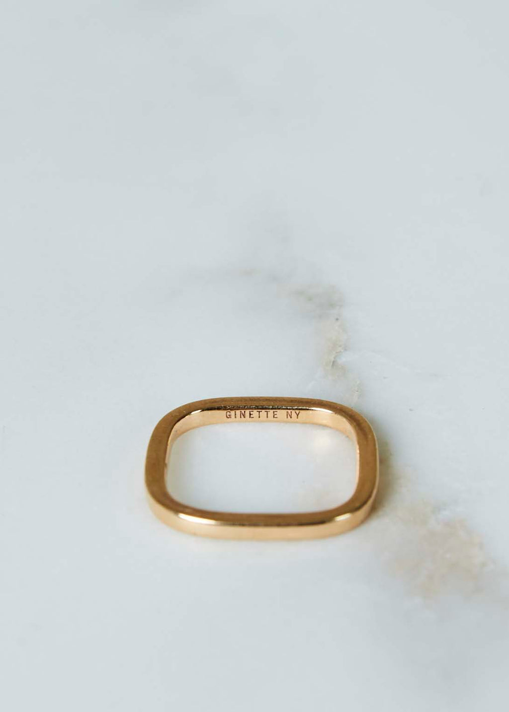 Rose Gold TV Ring