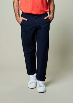Sander Cotton Trouser