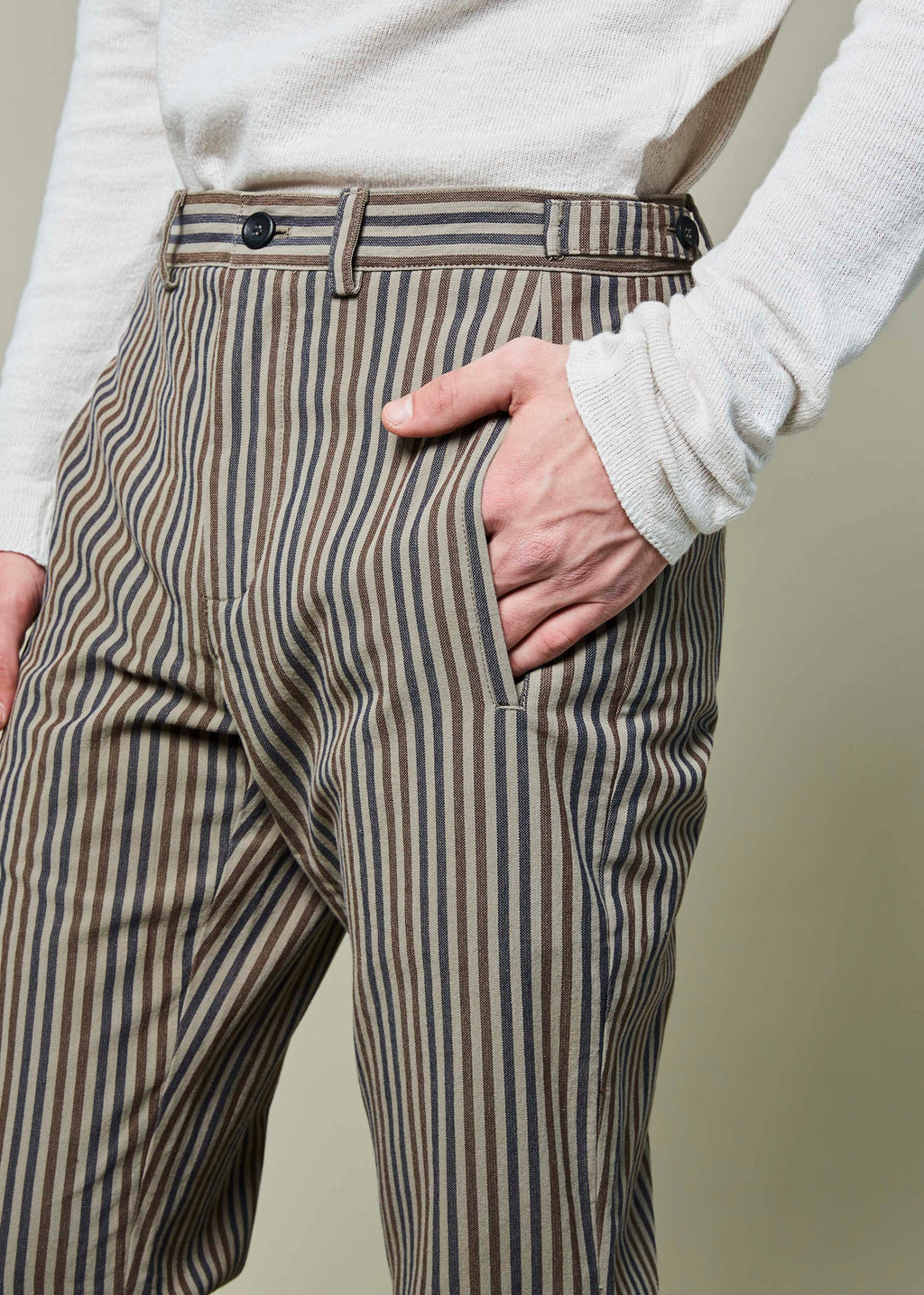 Cesis Striped Trouser