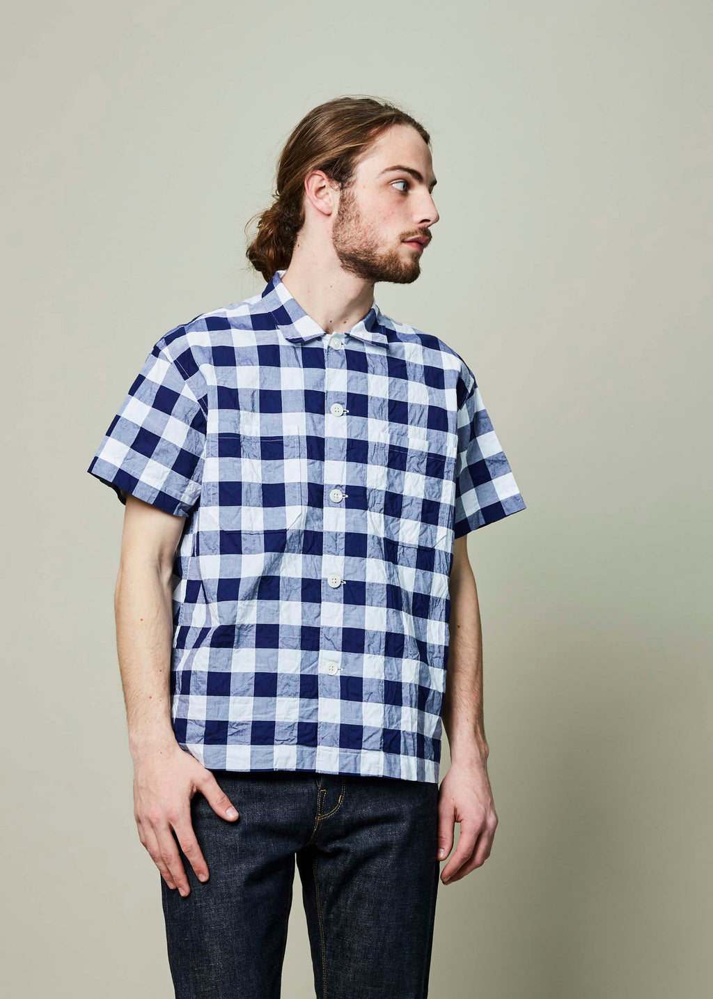 Gingham Bowling Shirt