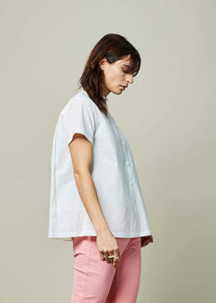Ballet Pleated Shirt
