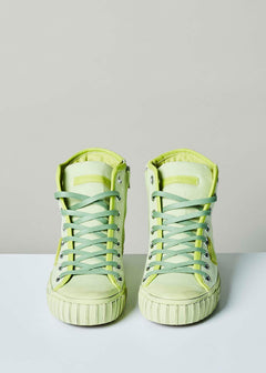 Gare High Top Sneaker