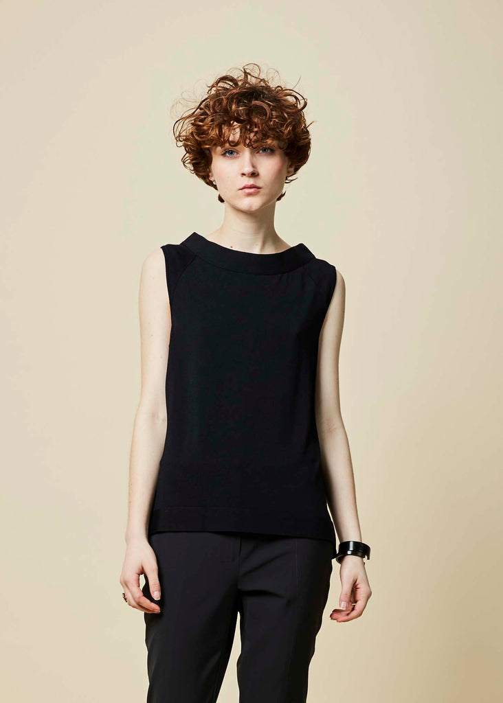 Mambo Knit Viscose Top