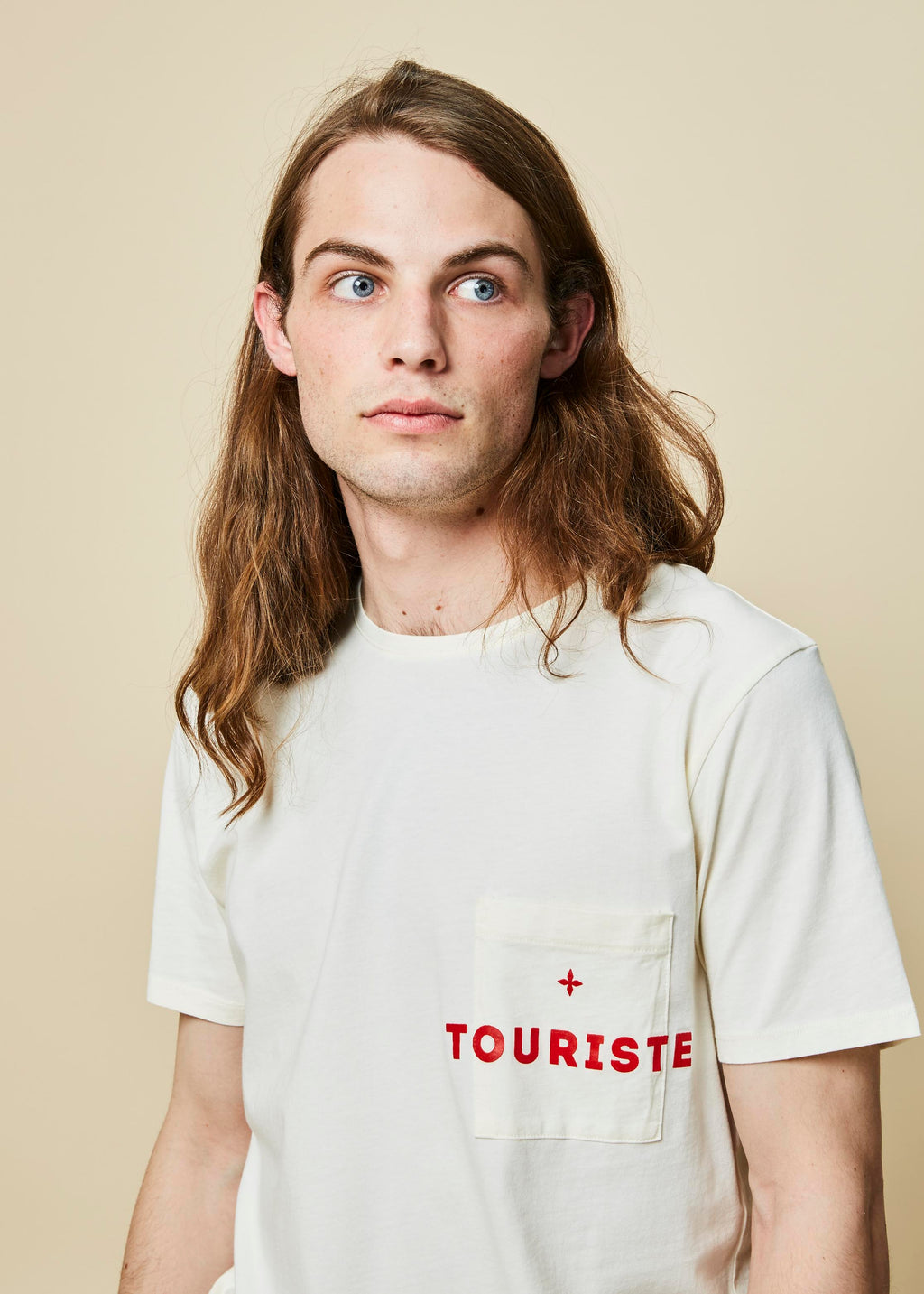 Touriste Pocket Tee