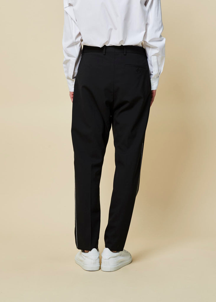 Joe Pleated Suit Pant