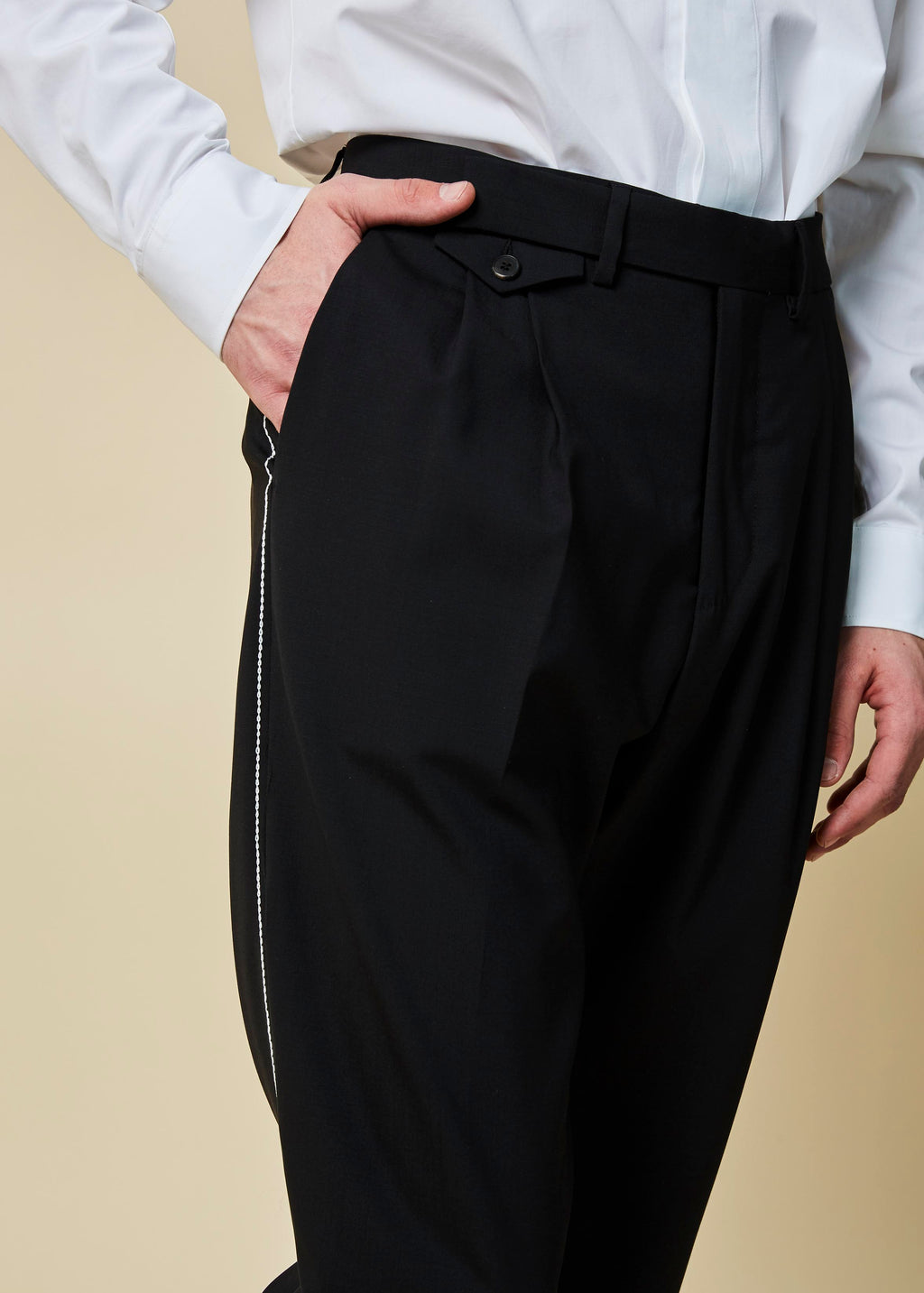 OAMC Joe Pleated Suit Pant