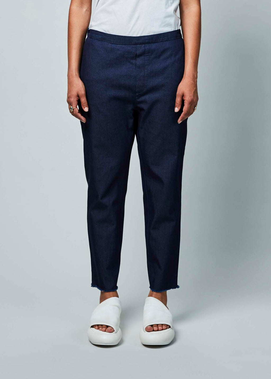Pullup Denim Pant
