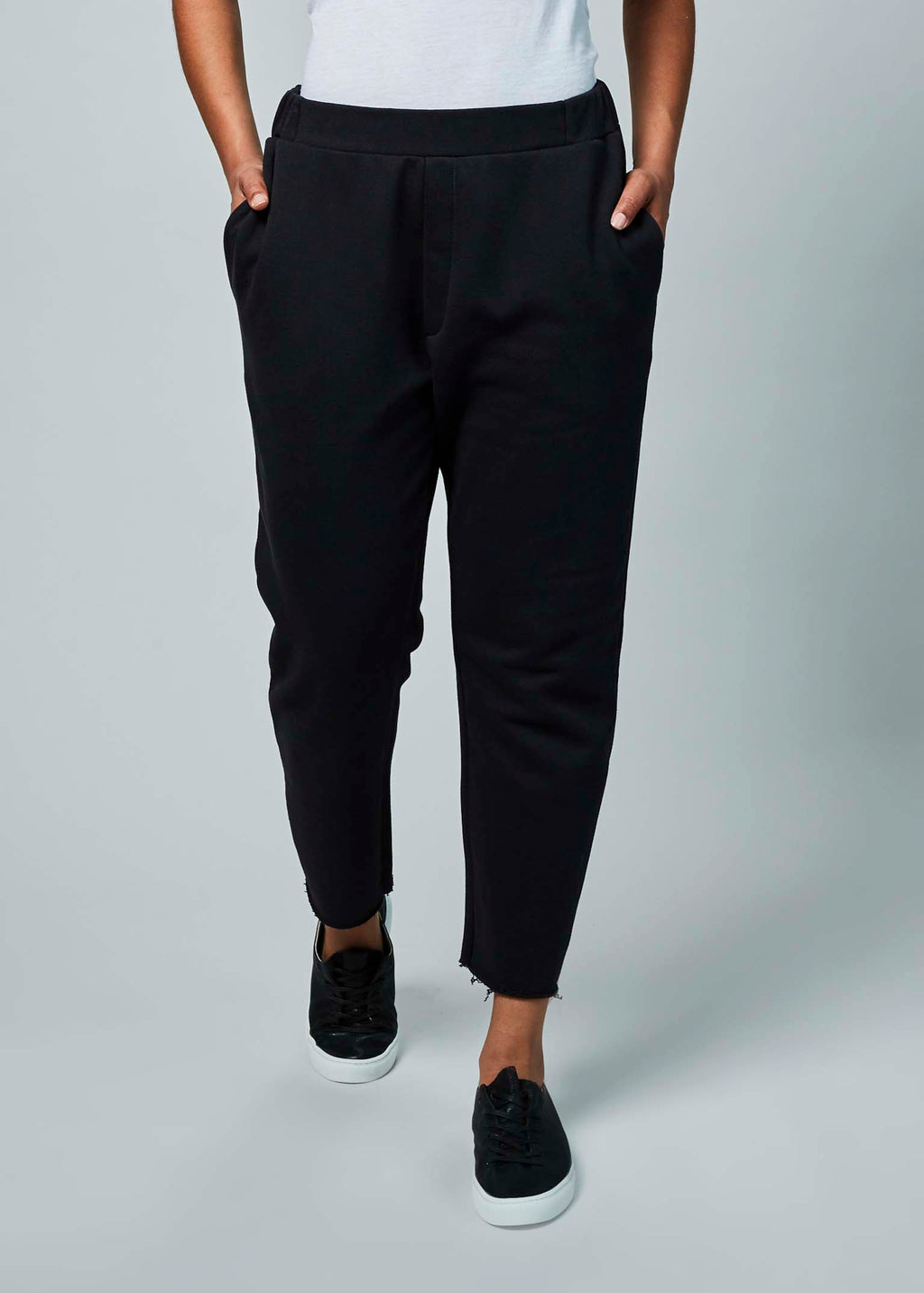 F6 Cut Off Sweatpants