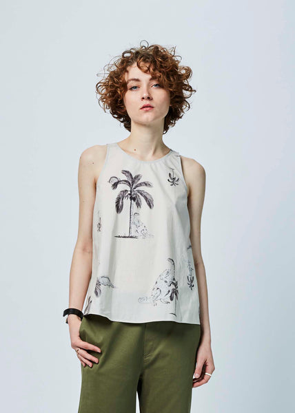 A-Line Tank Top