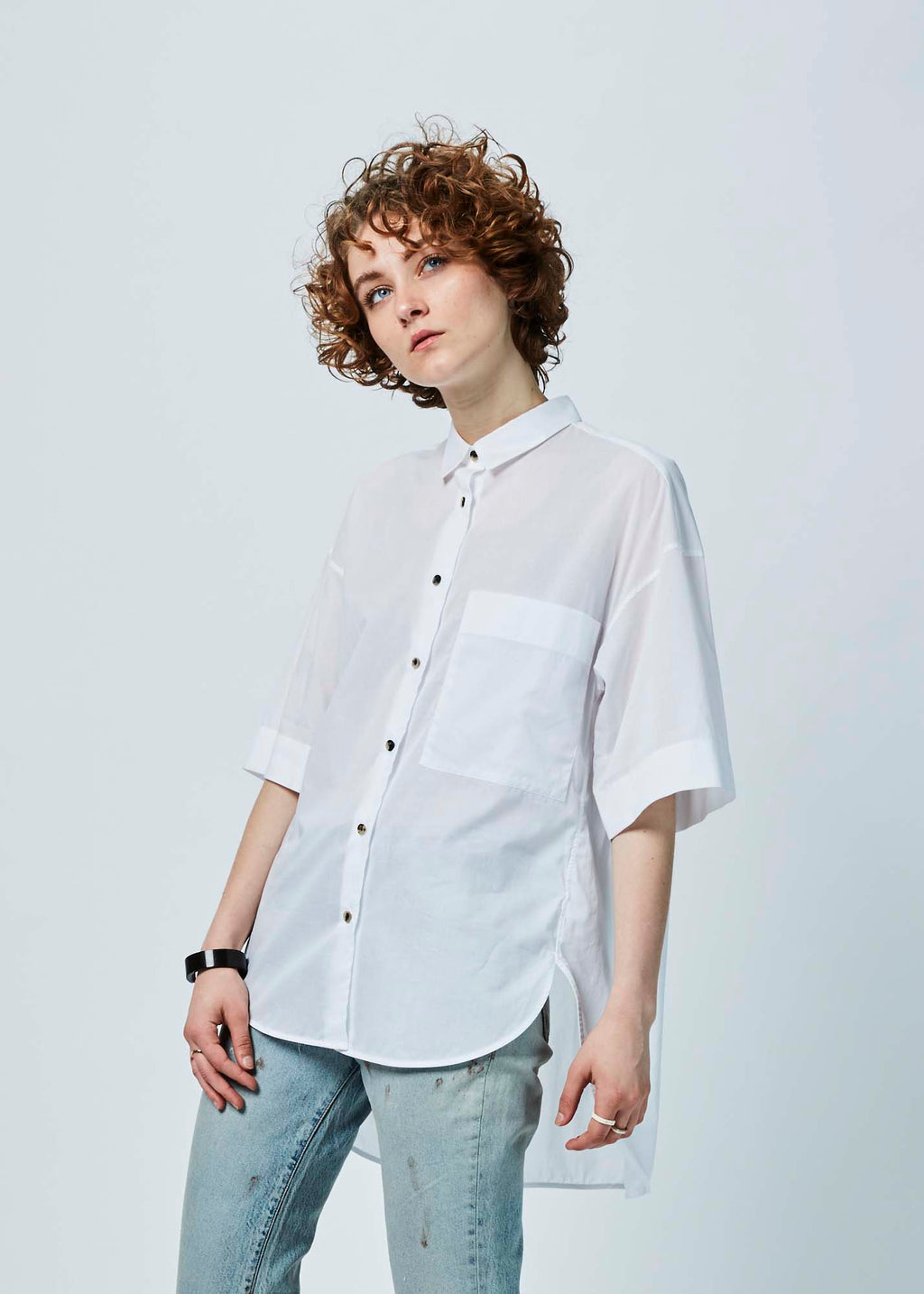 Batiste Cotton Tania Shirt