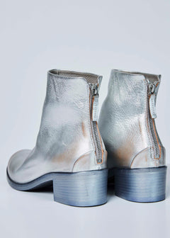 Listo Back Zip Boot