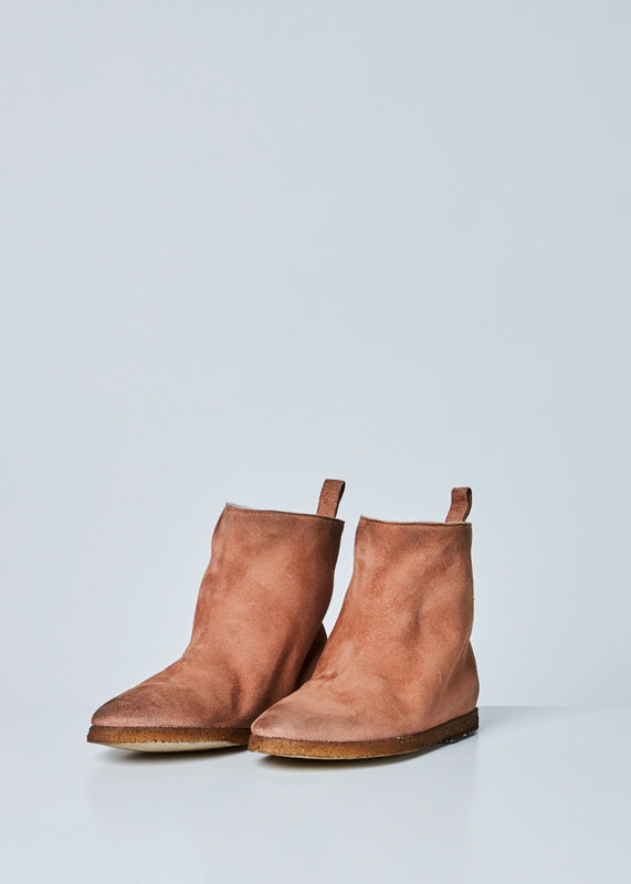 Coltellara Shearling Boot