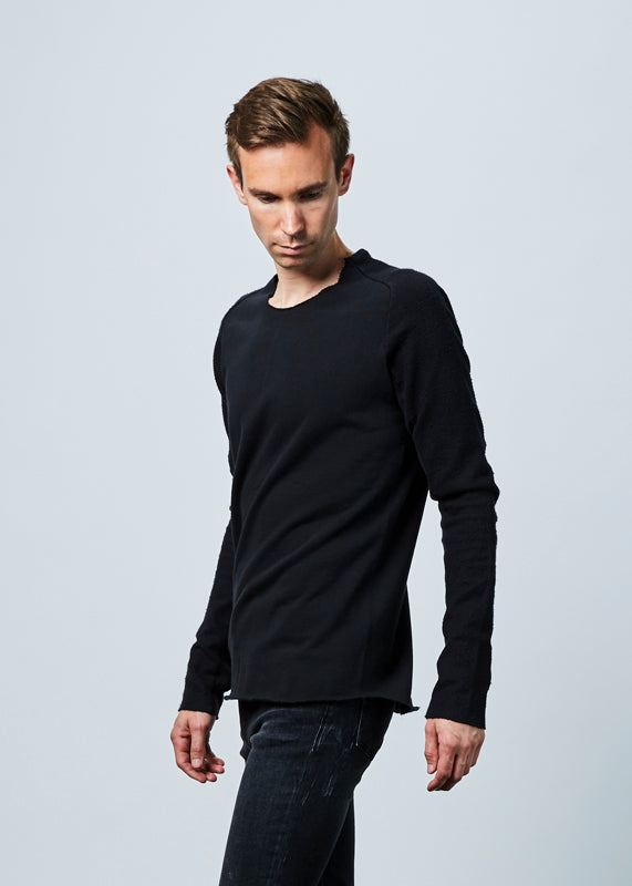 Fjonn Reverse Sleeve Sweater