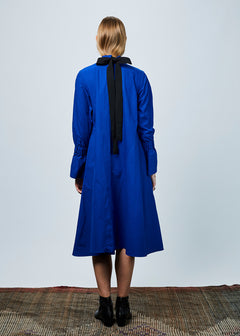 Lippa Back-Tie Dress