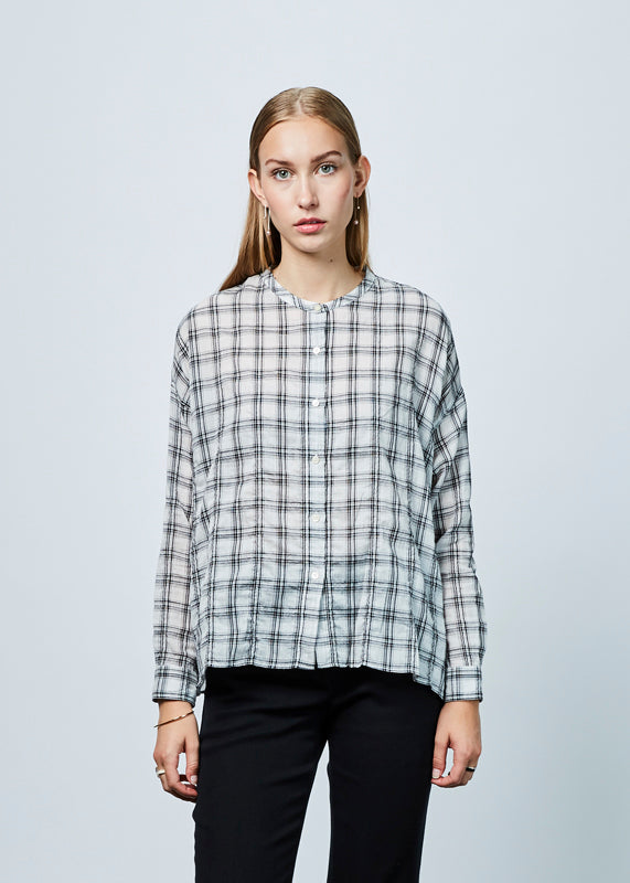 Skoll Drop-Shoulder Blouse