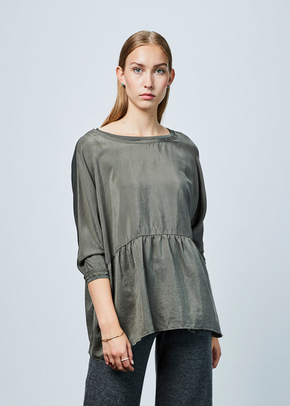 Capucine Drop Shoulder Top