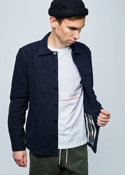 Grounds Shirt Jacket