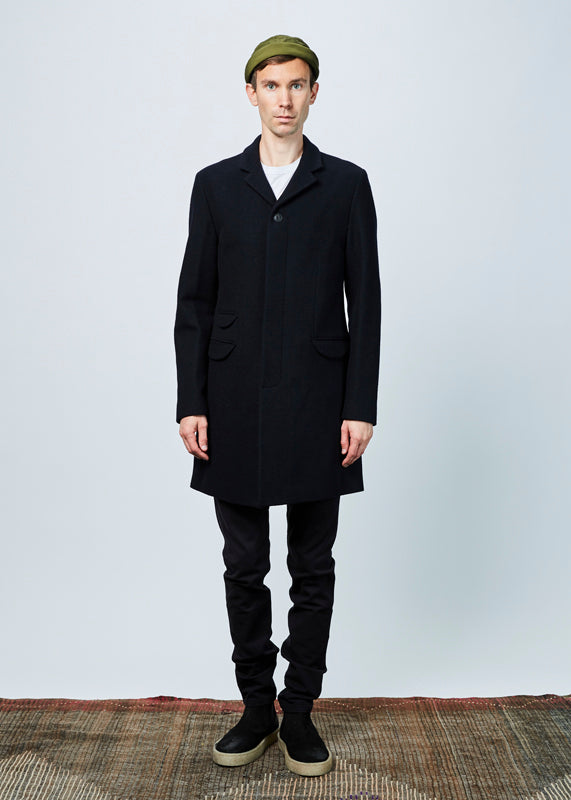 Leeds Wool Coat