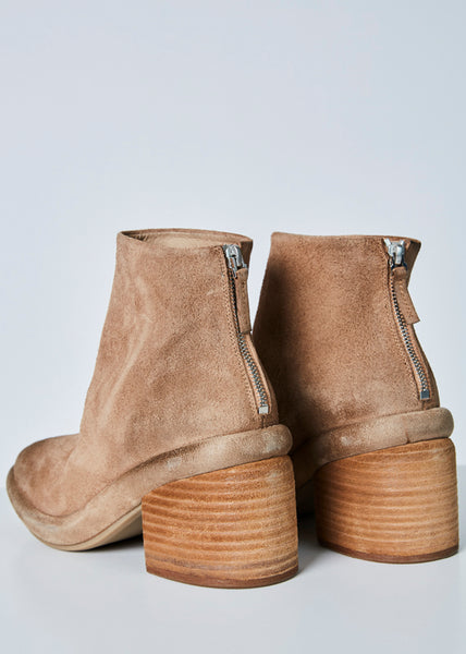 Salvagente Back Zip Bootie
