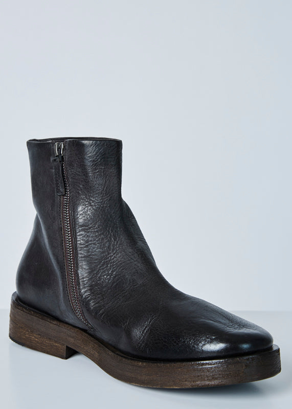 Marsèll Men's Listone Side Zip Boot