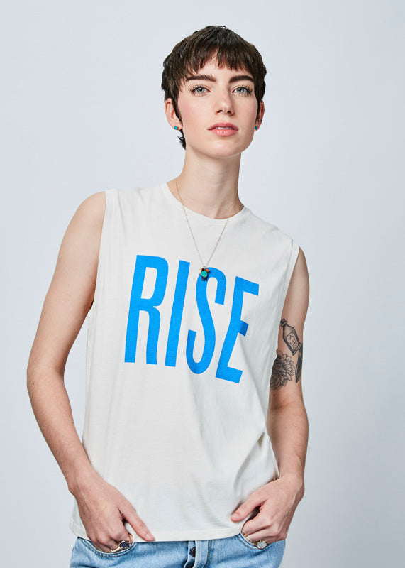 Rise Muscle Tee