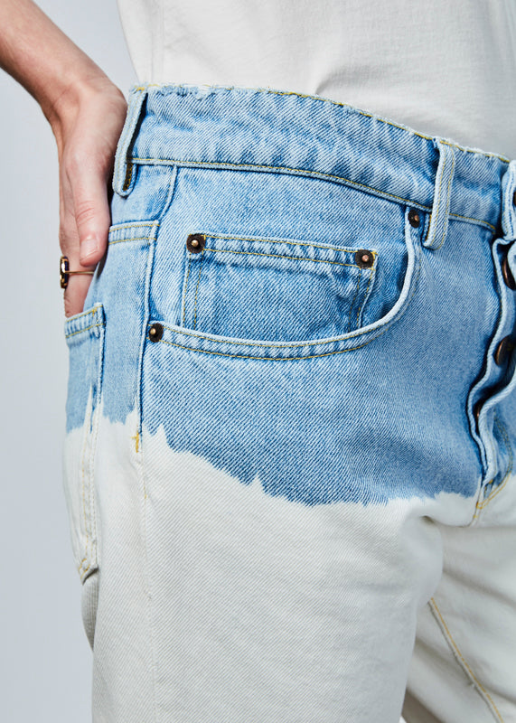 6397 Dipped Shorty Jean