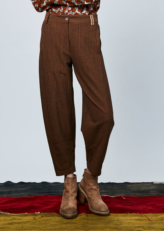 Chico Cropped Trouser