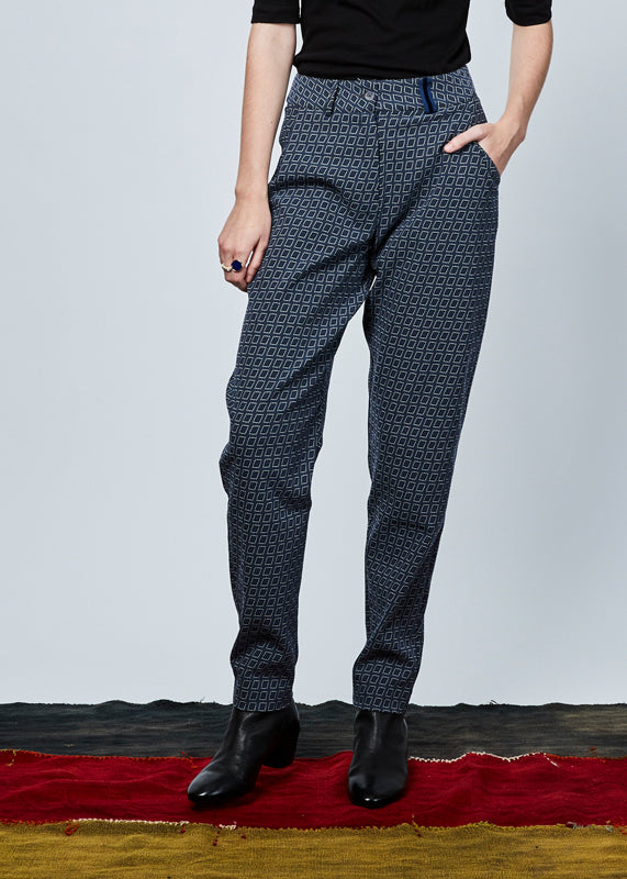 Ernest Single Pleat Pant