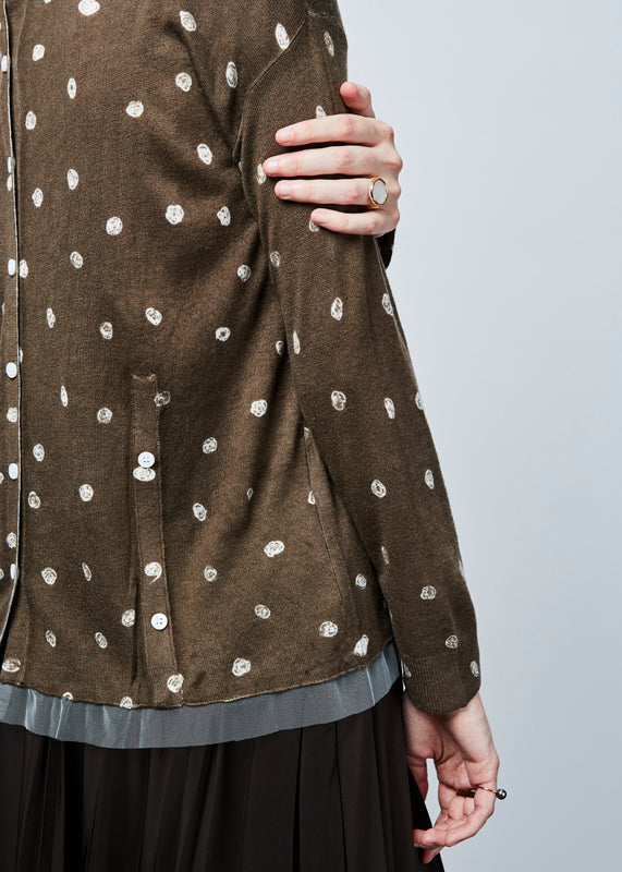 Urban Back-Button Sweater