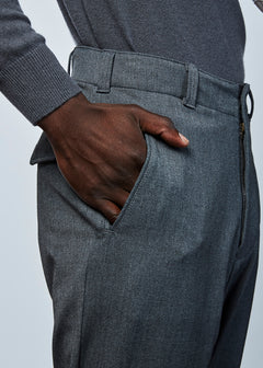 Snap Pocket Drop Pant