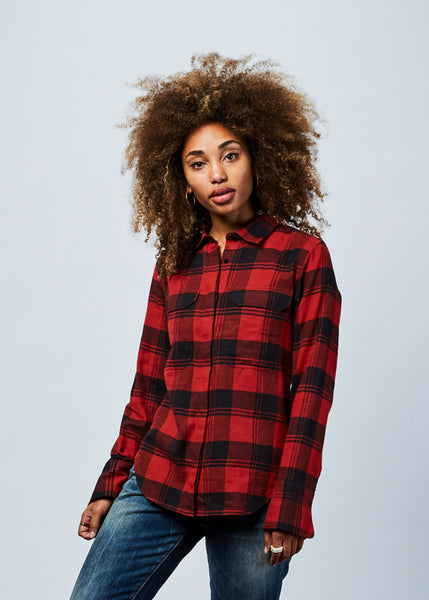 Alex Plaid Shirt