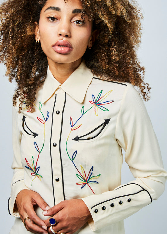 Sweet Jane Western Shirt