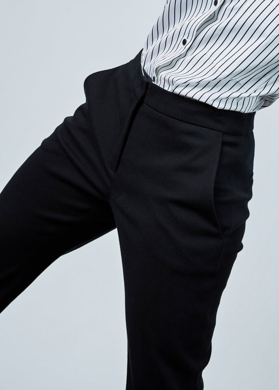Straight Leg Stretch Trouser