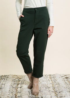 Filippo Cuffed Easy Pant