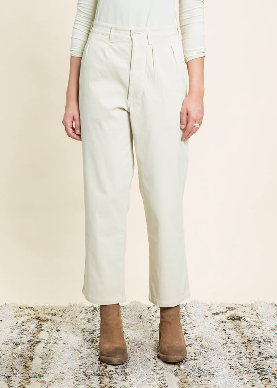 Ingo Pleated Trouser