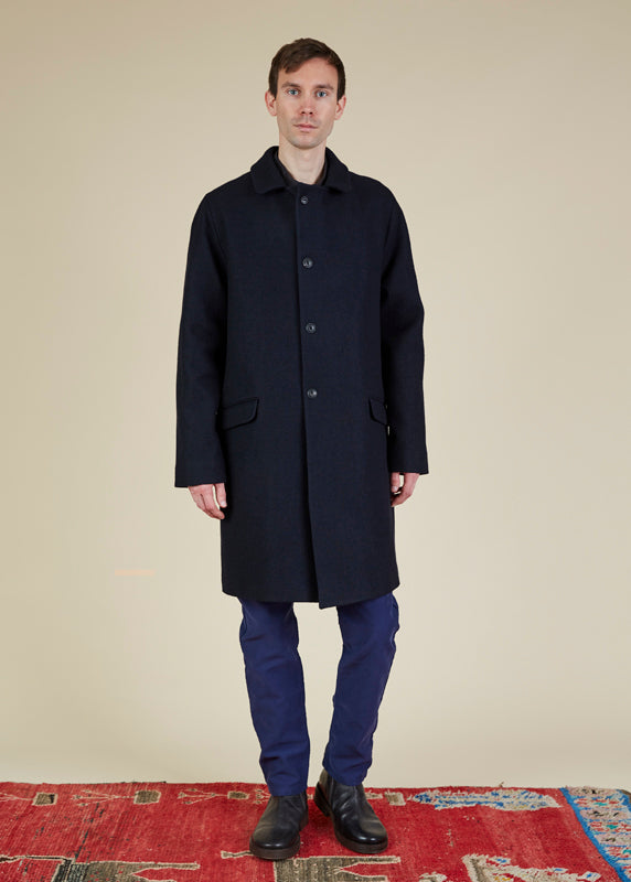 Homecore Wool Blend Steve Coat