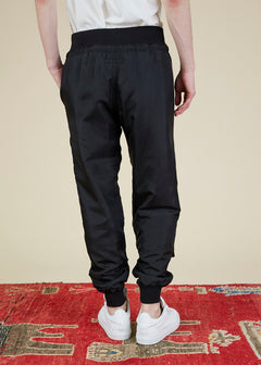 Andrew Padded Silk Pant