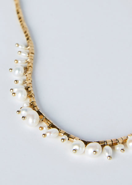 Lipp Pearl Necklace