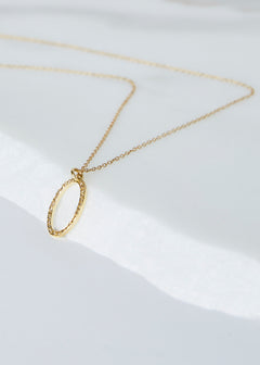 Small Dizzy Necklace