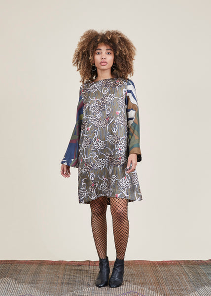 Madrid Shift Dress